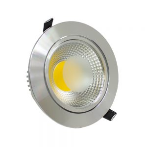 Downlight LED 10W Direccionable Económico