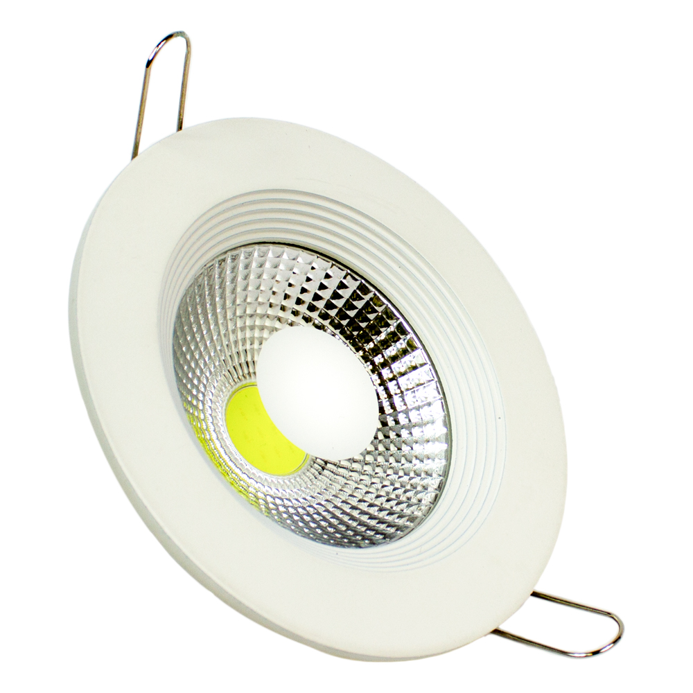 Foco Downlight LED 15W Económico