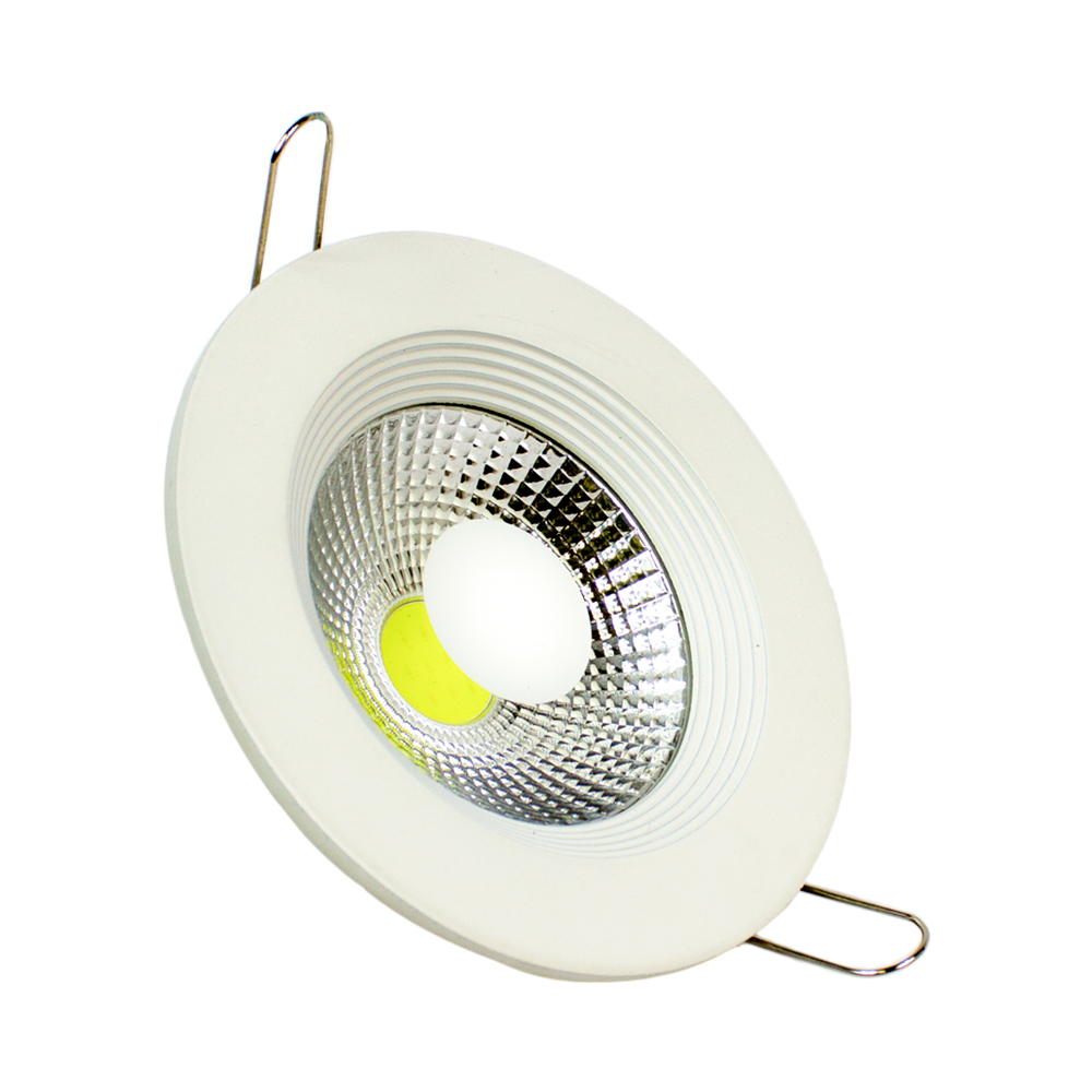Foco Downlight LED 5W Circular
