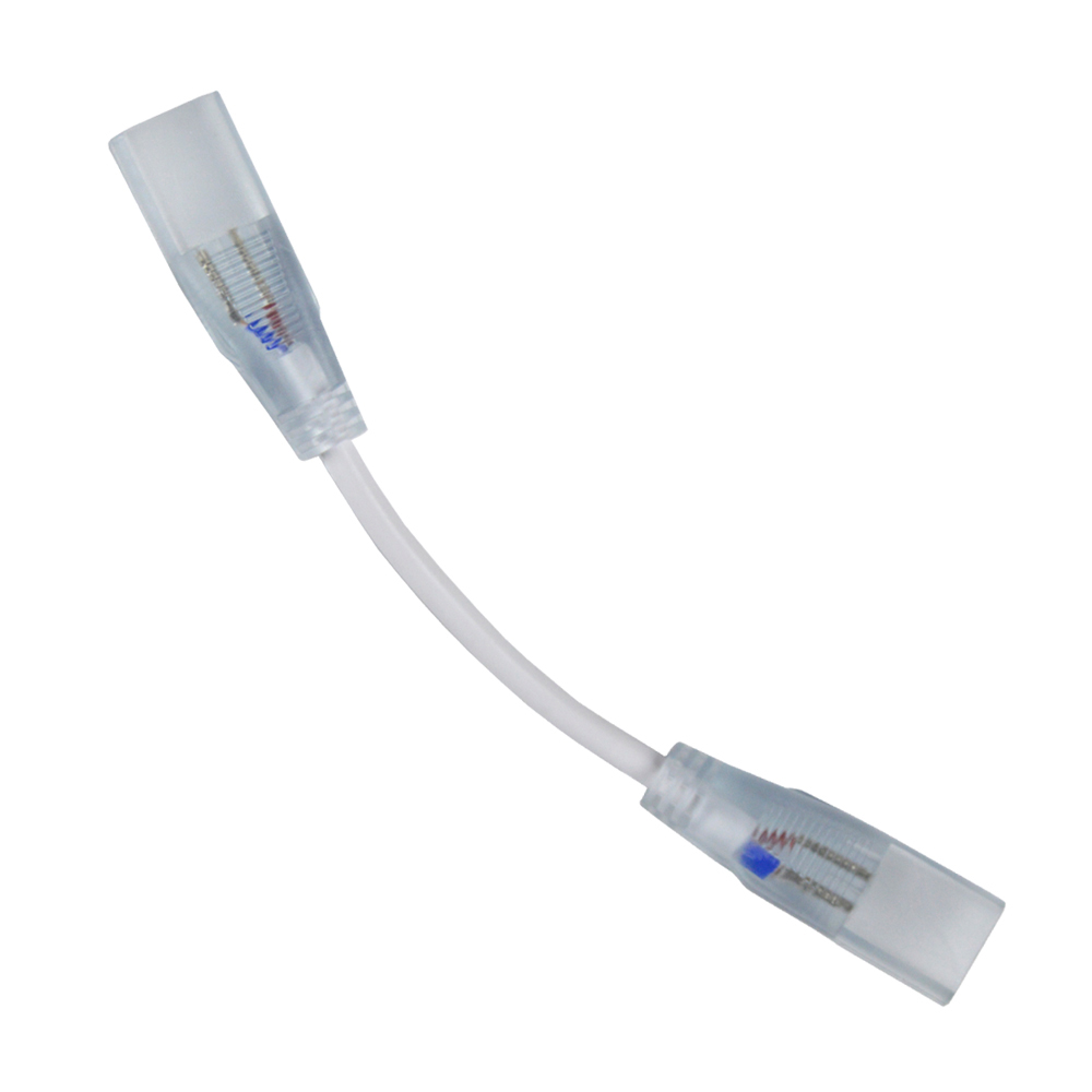 Cable Conector LED Neón Flex 24V