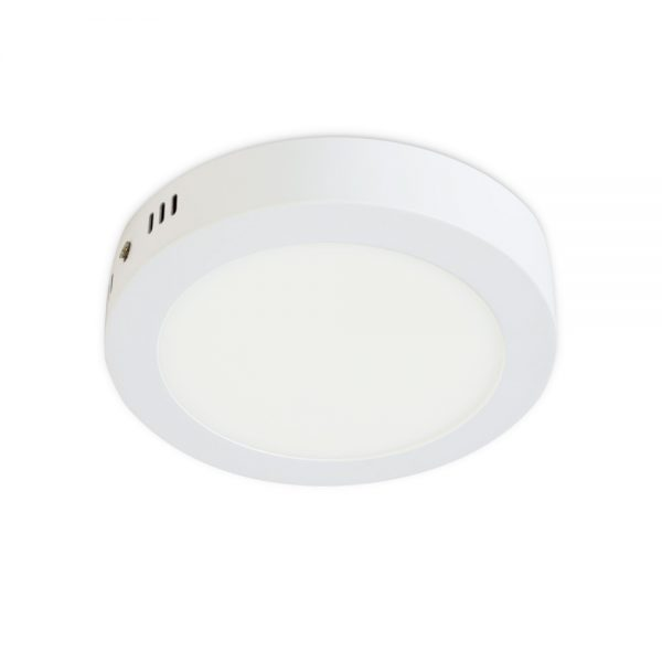 Plafón Downlight LED Redondo 24W